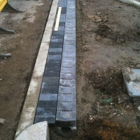heavy duty road drainage channel